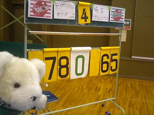 埼玉ブロンコスプレシーズンマッチ・はんなーらBBフェスタ日韓親善試合の結果