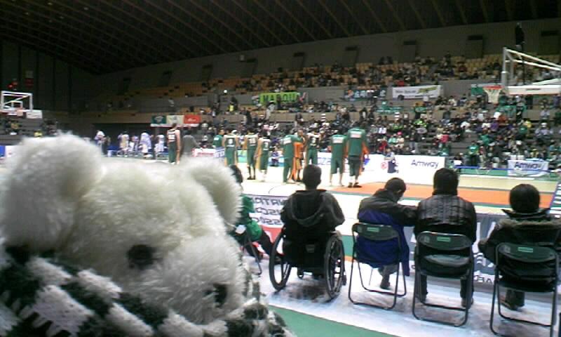 祝・5連勝!埼玉vs琉球