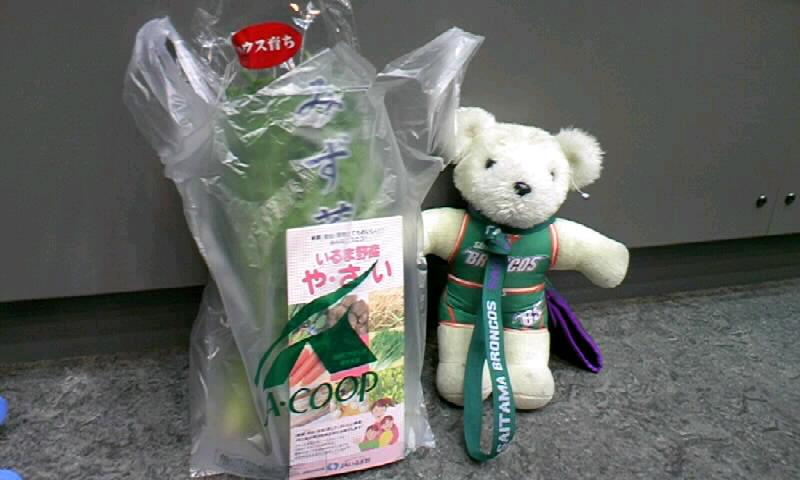 エクセレントゲーム 埼玉ブロンコスvs大阪エヴェッサ(日曜日)