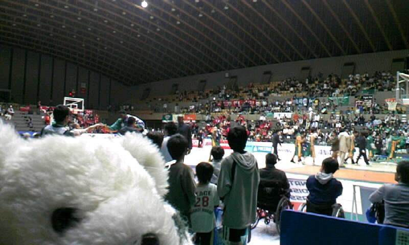 圧勝!埼玉vs富山・07-08シーズン最終節(土曜日)