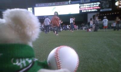 ブロンコス一部ブースターによる野球観戦オフ会報告