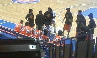 カズ(村上和之)さんに会ってきました 〜第62回全日本大学バスケットボール選手権大会 2日目