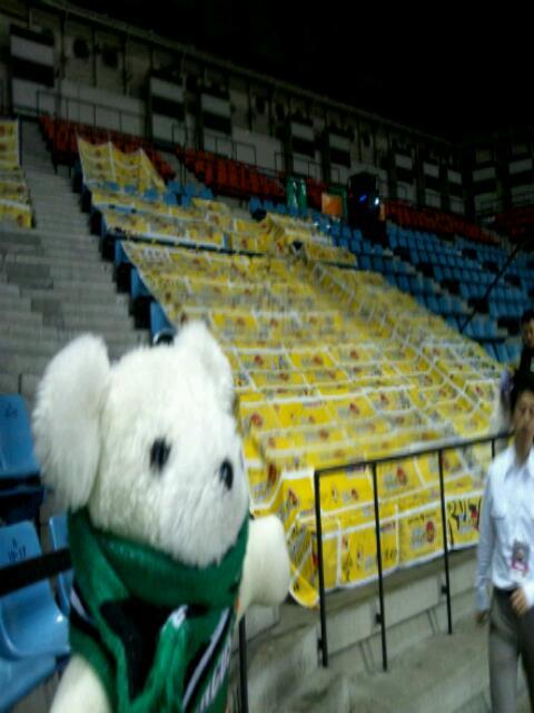 bjリーグ2010-11シーズンファイナルに行ってきたくまよ