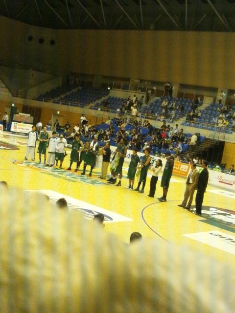 2011-12シーズン開幕戦 10月15日(土)の結果(vs横浜・ホームさいたま)2011.10