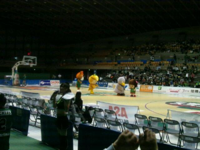 10月30日(日)の結果(vs岩手・ホーム所沢)2011.10