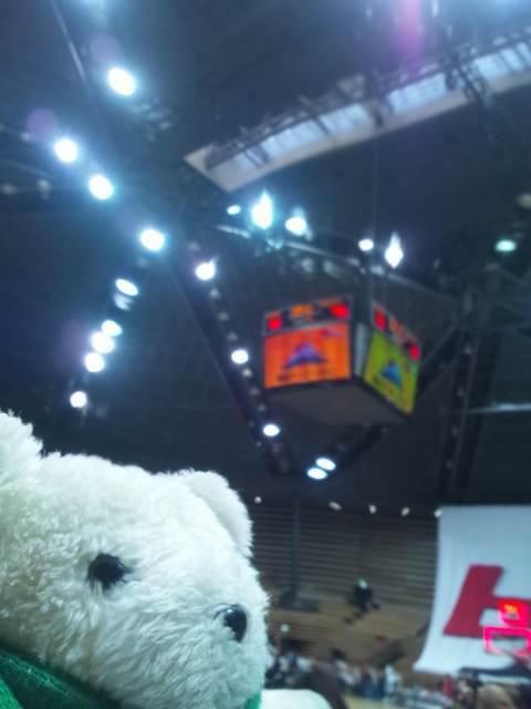 関東ダービー2012 埼玉ブロンコスvs千葉ジェッツ