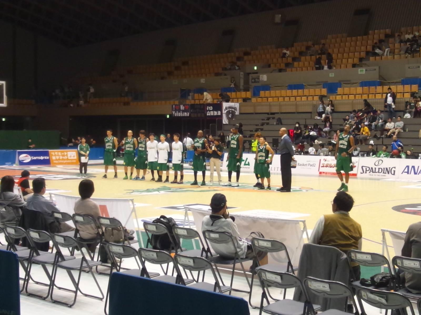 10月15日(日)の結果 vs横浜@ホーム所沢  2012.10