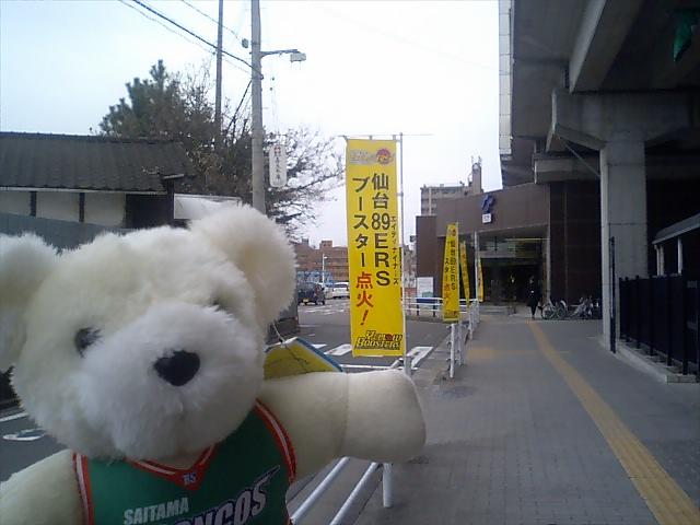 くまちゃんが行く! 〜レギュラーシーズン最終節(その2)